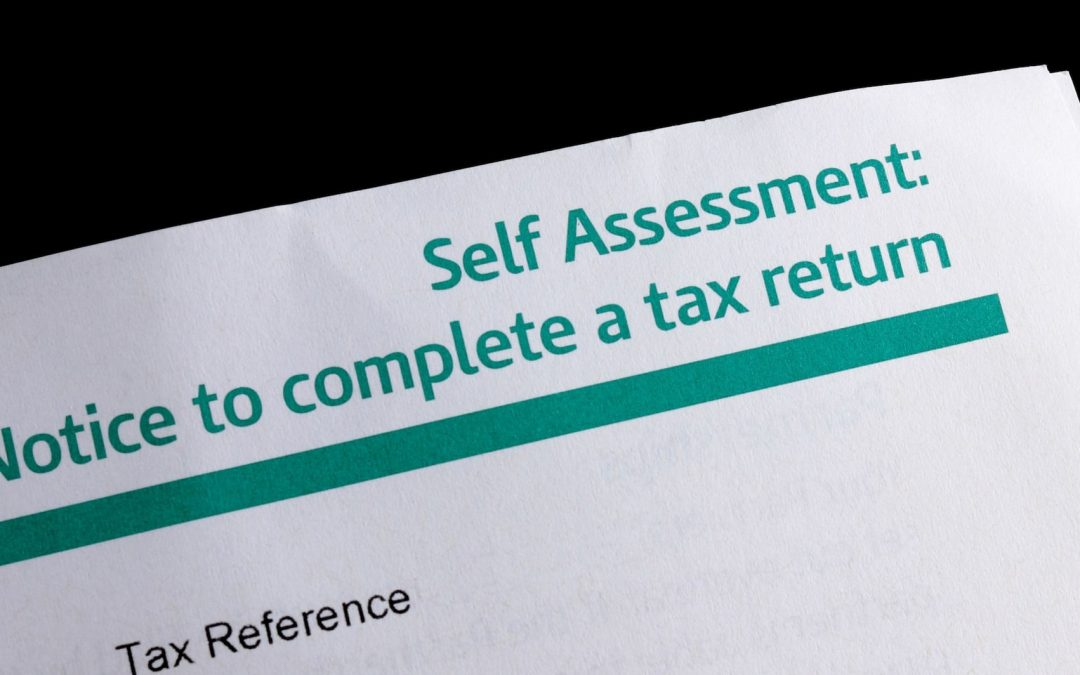 Self Assessment – have you registered?